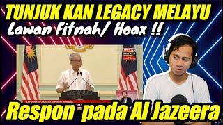 RESPON MALAYSIA TERHADAP ALJAZEERA TV