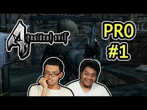 Manusia Tampan Kembali Di Level Pro! - RESIDENT EVIL 4 Level PRO Gameplay (1)