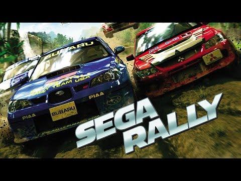 SEGA RALLY Part 1 - Ab in den Schlamm!! (FullHD) / Lets Play Sega Rally