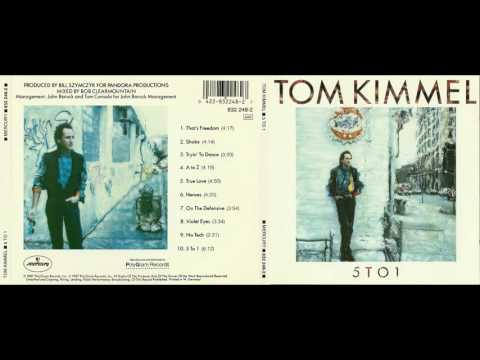Tom Kimmel - 5 To 1 [1987 full album]