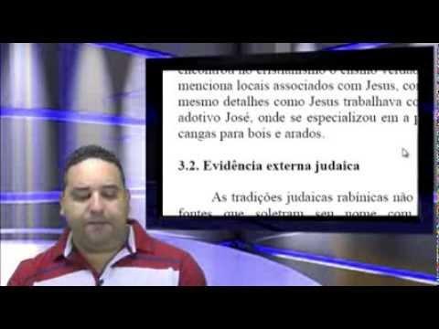 A História de Jesus Cristo como Narrativa