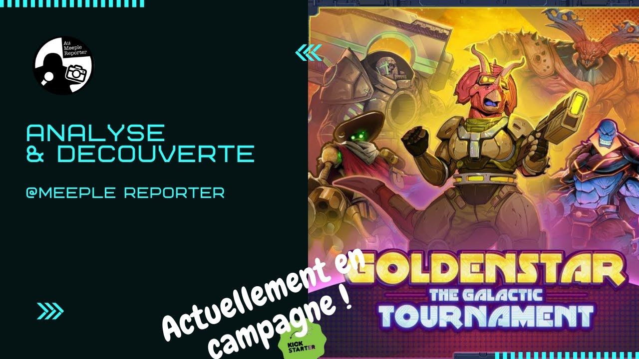 "Download Présentation de ""Goldenstar: The Galactic Tournament"" - Gindi"