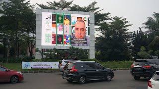 WGD Eid Mubarak - Summarecon Mall Serpong - Videotron