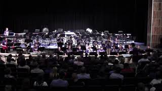 "College Station HS Jazz Band - ""Cold Duck Time"" 05/21/2018"
