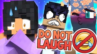 DO NOT LAUGH! - APHMAU'S GREATEST JOKE