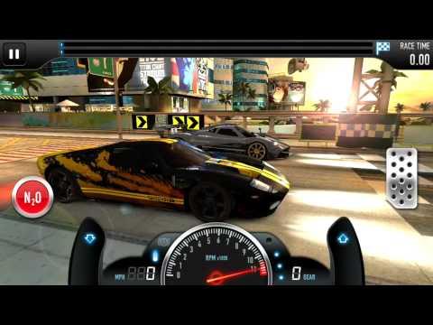 CSR Racing: Ford GT CSR Test Drive!