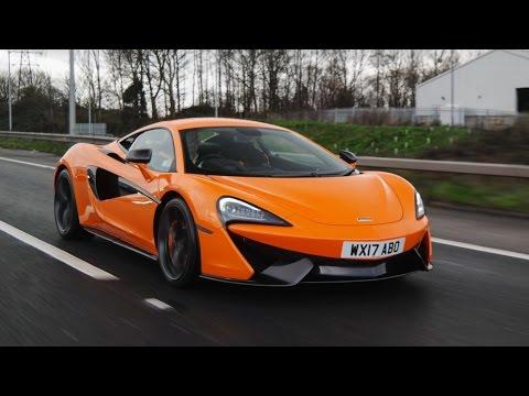 My Friend Tony Bought A McLaren 570S