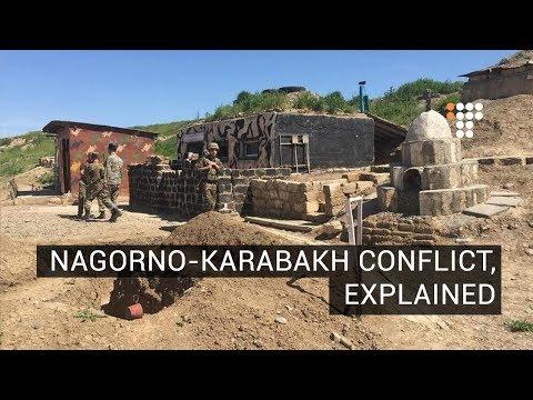 Nagorno-Karabakh Conflict, Explained
