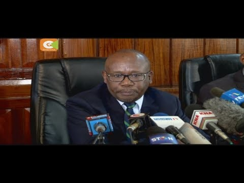 AG Muigai plays down Constitutional crisis talk