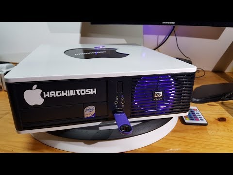 HP 8300 Elite Hackintosh Complete Seven Step Guide by Mac OS