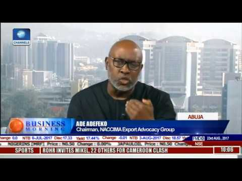 Is Agriculture Nigeria's Economic Game Changer? Pt 1 | Business Morning |