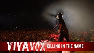 Viva Vox choir - Killing in the Name (a cappella)