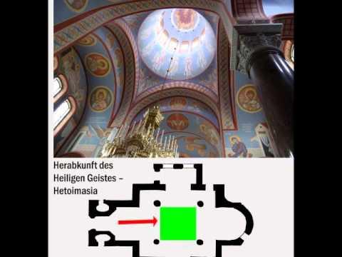 das bildprogramm der russisch orthodoxe kirche zum hl. Black Bedroom Furniture Sets. Home Design Ideas