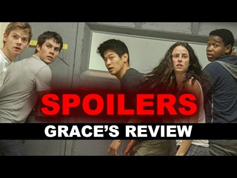 Maze Runner The Scorch Trials Movie Review - SPOILERS : Beyond The Trailer