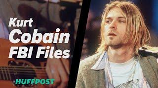 FBI's File Reveals Kurt Cobain Suspicions
