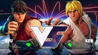 MOLMini06 #16 Ivan(ken) vs Xevos(ryu) STREET FIGHTER V_20160429192545
