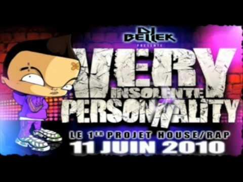 dj bellek very insolente personnality