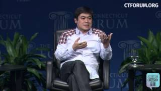 Joi Ito on Gut Bacteria