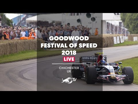 Goodwood Festival Of Speed 2018 Live Youtube