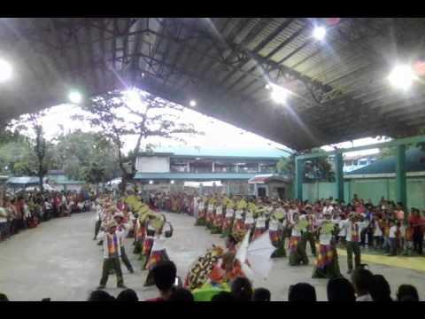 Sinulog de Palanas 2016 by DLMHS dancers