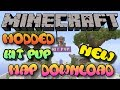 Minecraft: Modded KIT PVP SERVER MAP W/DOWNLOAD (Xbox 360/One/PS3/PS4/Wii U/POCKET EDITION)