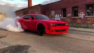 HELLCAT COMPILATION PT.2 | START UP, FLY BYS & MORE!