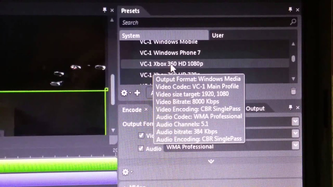 plugin video/x-msvideo