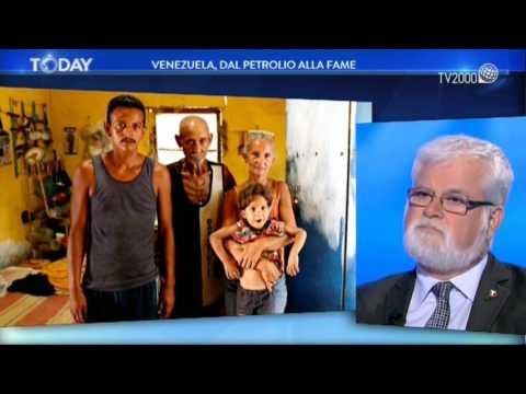 Today - La crisi del Venezuela - puntata 6 aprile 2017