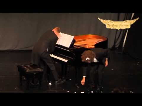 Double-Bill by Paul Barker Musical Moments for Clown and Pianist; My Voice and Me;