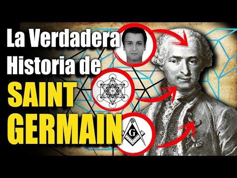✅ SAINT GERMAIN La Verdadera Historia