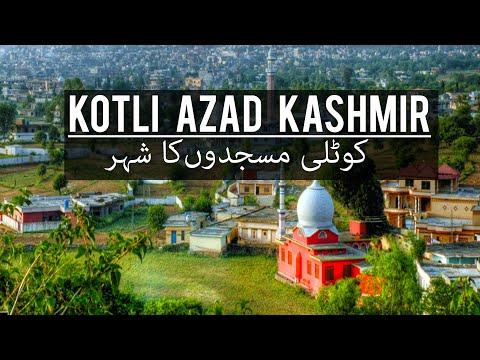 Kotli Azad Kashmir | Drone 4k HD