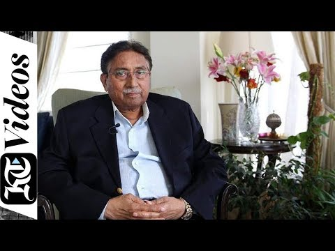 Ex-president Musharraf not sure of travel to Pakistan