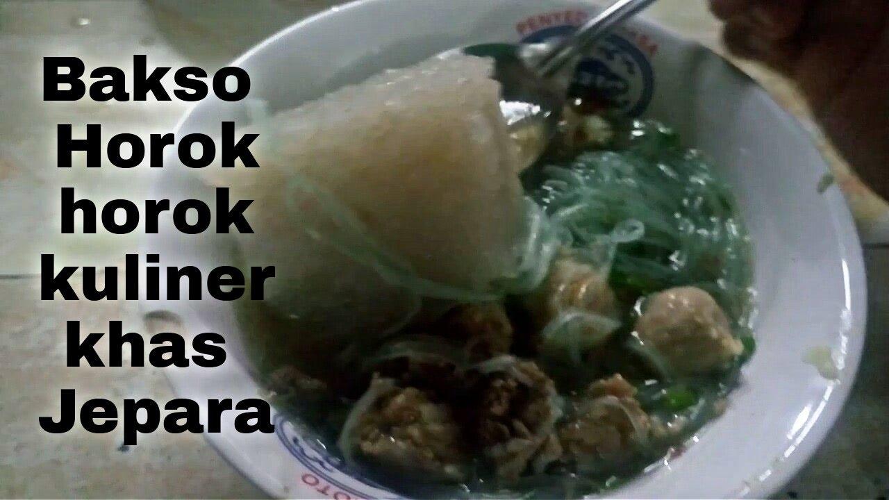 Horok Horok Tempat Wisata Kuliner Unik Khas Jepara Kuliner Jepara