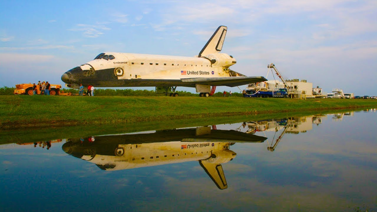 space shuttle speed - photo #1