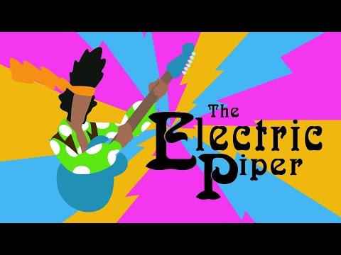 The Electric Piper (2003) HIGH QUALITY [RARE]