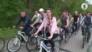 Велопробег в Приднестровье