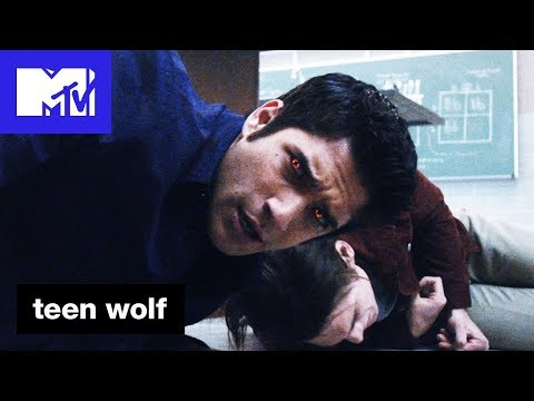 'Scott and Liam Are Blindsided' Official Sneak Peek | Teen Wolf (Season 6B) | MTV