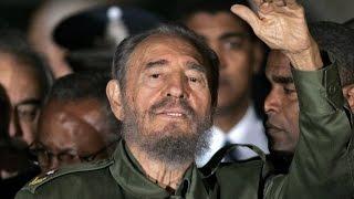 الرئيس الكوبي يعلن وفاة زعيم الثورة الكوبية فيدل كاسترو