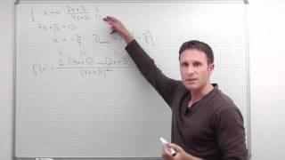 Bayern Mathe-Abi 2011, Analysis I - Teil 1 - Aufgabe 1
