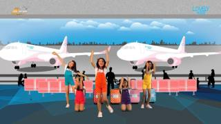 Lovely Kids - Bandar Udara (Official Video)