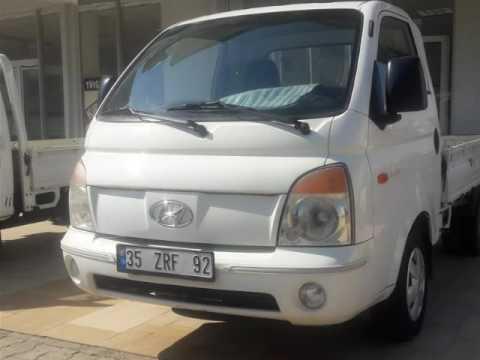 Hyundai H 100 Kamyonet (Kasali)