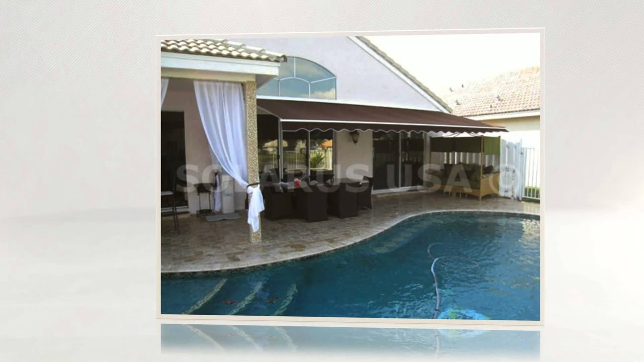 Retractable Awning Prices South Florida