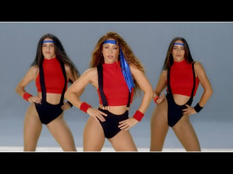 Black Eyed Peas & Shakira – Girl Like Me ( Official Video ) | LETRA