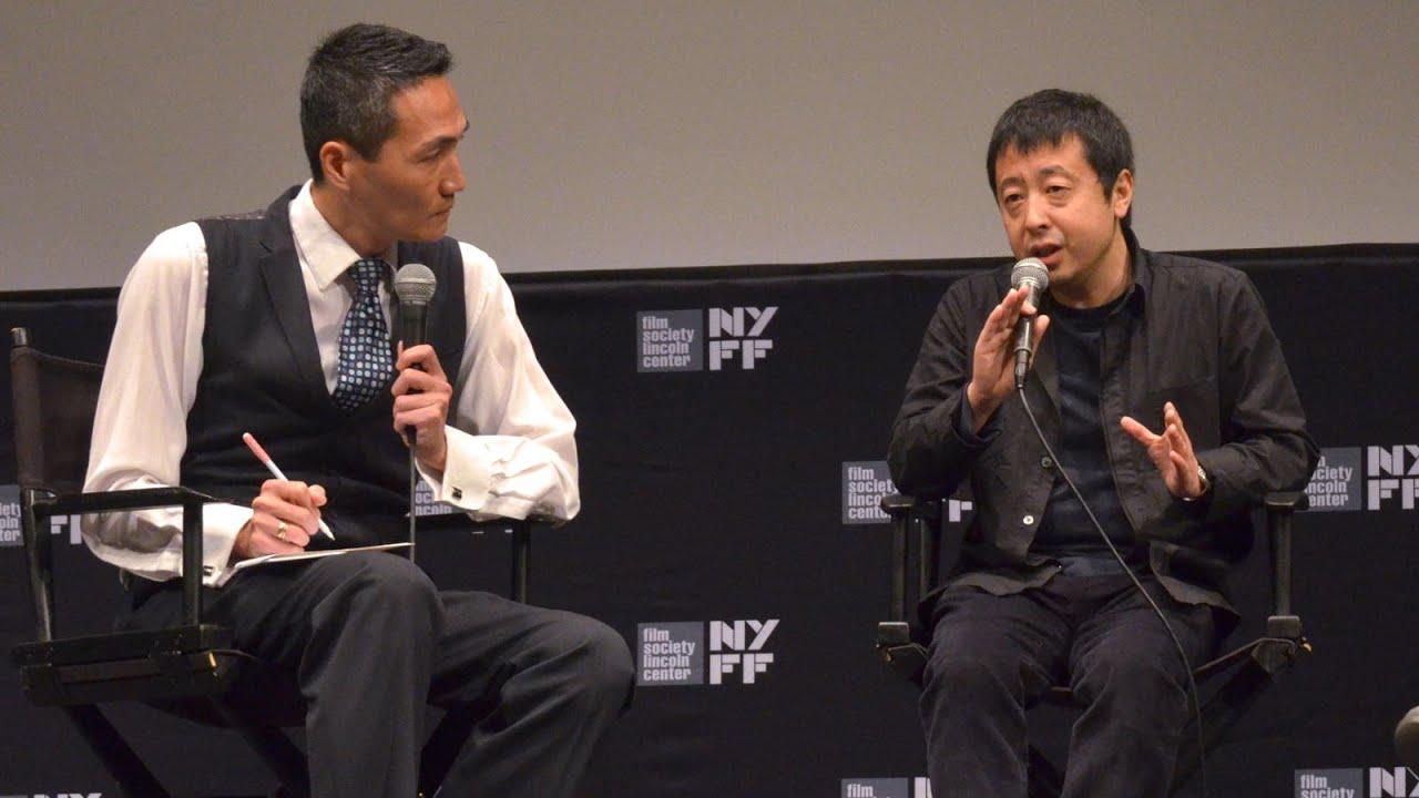 Jia Zhangke  | HBO Directors Dialogue | NYFF53