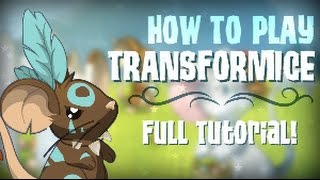 Tutorial: How To Play Transformice!
