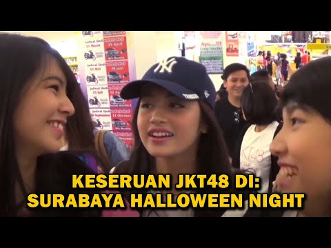 JKT48 Surabaya Halloween Night