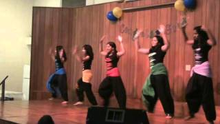 Sheila Ki Jawani Dance- Julia's Grad Party 2011