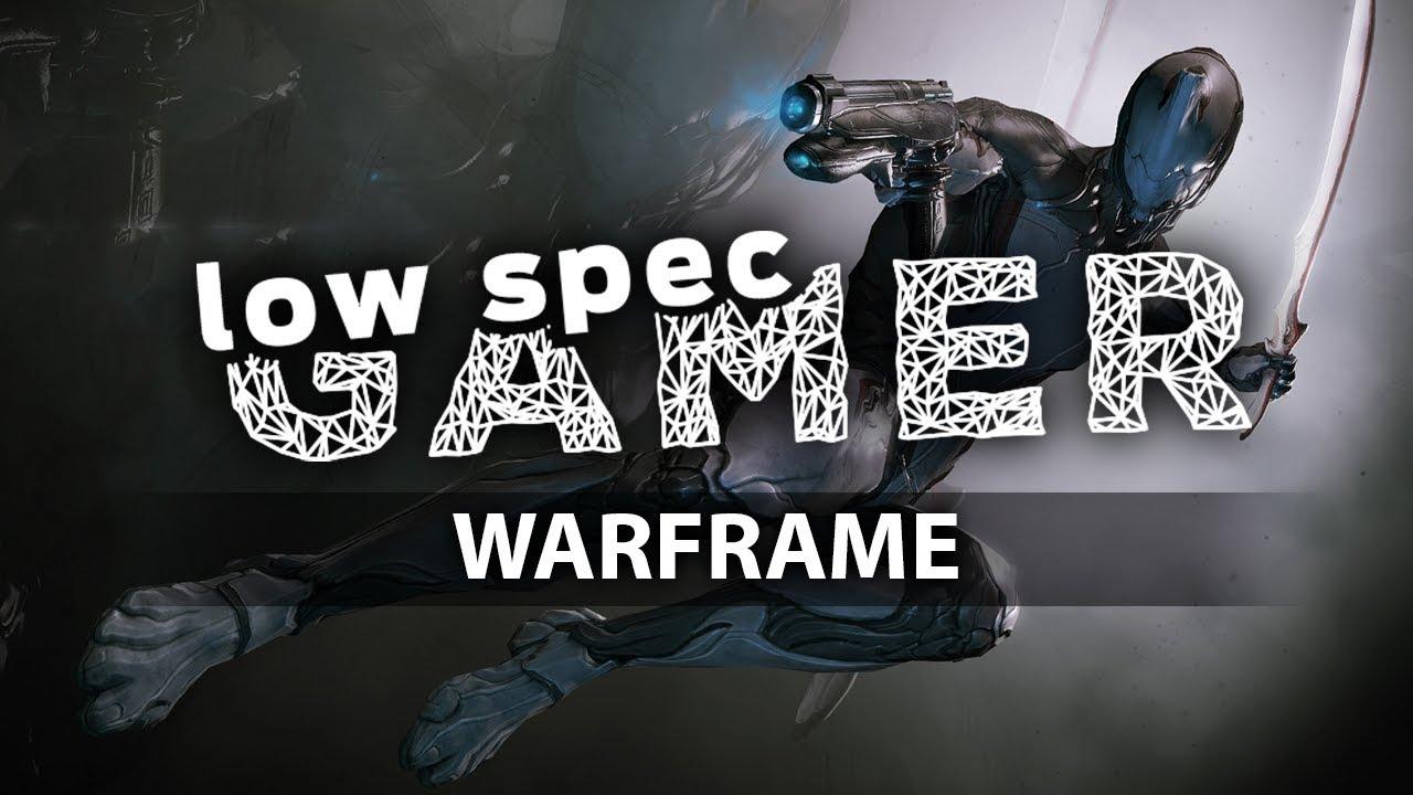 Super low graphics on Warframe. FPS Boost for low end PCs! (Intel Celeron + IntelHD)