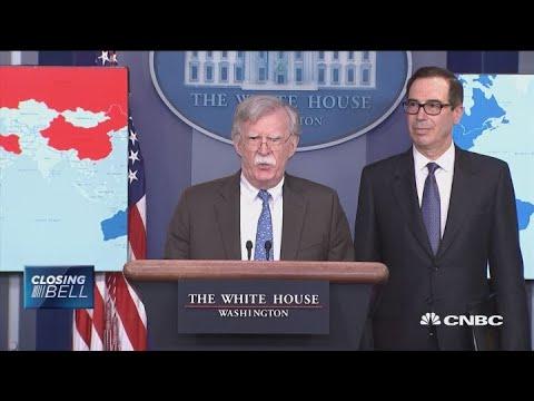 US announces sanctions against Venezuela oil firm