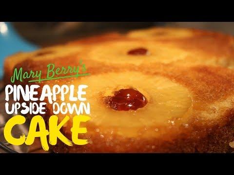 Mary Berry's Pineapple Upside-Down Cake Recipe | Montvale Bakes